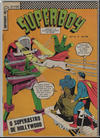 Cover for Superboy (Editora Brasil-América [EBAL], 1966 series) #10