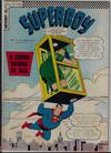 Cover for Superboy (Editora Brasil-América [EBAL], 1966 series) #12