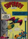 Cover for Superboy (Editora Brasil-América [EBAL], 1966 series) #16