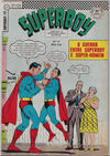 Cover for Superboy (Editora Brasil-América [EBAL], 1966 series) #17