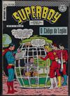Cover for Superboy (Editora Brasil-América [EBAL], 1966 series) #18
