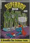 Cover for Superboy (Editora Brasil-América [EBAL], 1966 series) #21