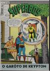 Cover for Superboy (Editora Brasil-América [EBAL], 1966 series) #24