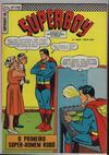 Cover for Superboy (Editora Brasil-América [EBAL], 1966 series) #28