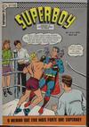 Cover for Superboy (Editora Brasil-América [EBAL], 1966 series) #31