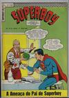 Cover for Superboy (Editora Brasil-América [EBAL], 1966 series) #32