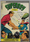 Cover for Superboy (Editora Brasil-América [EBAL], 1966 series) #33