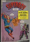 Cover for Superboy (Editora Brasil-América [EBAL], 1966 series) #36
