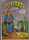 Cover for Superboy (Editora Brasil-América [EBAL], 1966 series) #37