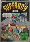Cover for Superboy (Editora Brasil-América [EBAL], 1966 series) #38
