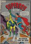Cover for Superboy (Editora Brasil-América [EBAL], 1966 series) #39