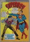 Cover for Superboy (Editora Brasil-América [EBAL], 1966 series) #42