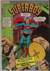 Cover for Superboy (Editora Brasil-América [EBAL], 1966 series) #43