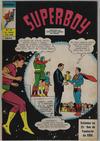 Cover for Superboy (Editora Brasil-América [EBAL], 1966 series) #50