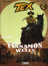 Cover for Tex Romanzi a fumetti (Sergio Bonelli Editore, 2015 series) #8 - Cinnamon Wells