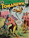 Cover for Tomahawk (Thorpe & Porter, 1954 series) #24