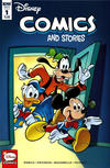 Cover for Disney Comics and Stories (IDW, 2018 series) #1 / 744