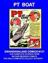 Cover for Gwandanaland Comics (Gwandanaland Comics, 2016 series) #131 - PT Boat