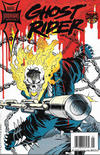 Cover for Ghost Rider (Marvel, 1990 series) #45 [Newsstand]