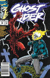 Cover Thumbnail for Ghost Rider (1990 series) #34 [Newsstand]