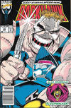 Cover Thumbnail for Darkhawk (1991 series) #20 [Newsstand]