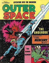 Cover Thumbnail for Outer Space (Alan Class, 1961 ? series) #6