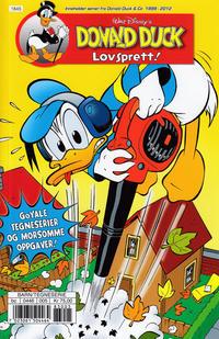 Cover Thumbnail for Donald Ducks Show (Hjemmet / Egmont, 1957 series) #[199] - Løvsprett!