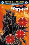 Cover for Batman (Panini Brasil, 2017 series) #10
