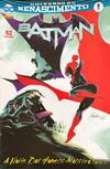 Cover for Batman (Panini Brasil, 2017 series) #5