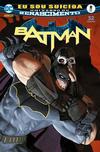 Cover for Batman (Panini Brasil, 2017 series) #8