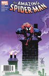 Cover for The Amazing Spider-Man (Marvel, 1999 series) #55 (496) [Newsstand]