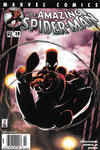 Cover for The Amazing Spider-Man (Marvel, 1999 series) #38 (479) [Newsstand]