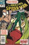 Cover for The Amazing Spider-Man (Marvel, 1963 series) #386 [Newsstand]