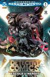 Cover for Detective Comics (Panini Brasil, 2017 series) #1