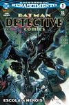 Cover for Detective Comics (Panini Brasil, 2017 series) #1 [Capa Variante]