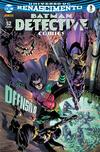 Cover for Detective Comics (Panini Brasil, 2017 series) #3
