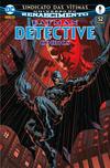 Cover for Detective Comics (Panini Brasil, 2017 series) #6