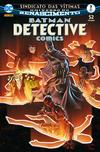 Cover for Detective Comics (Panini Brasil, 2017 series) #7