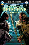 Cover for Detective Comics (Panini Brasil, 2017 series) #11