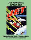Cover for Gwandanaland Comics (Gwandanaland Comics, 2016 series) #161 - Jet Powers & Space Ace