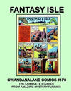 Cover for Gwandanaland Comics (Gwandanaland Comics, 2016 series) #170 - Fantasy Isle