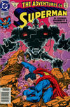 Cover for Adventures of Superman (DC, 1987 series) #491 [Newsstand]