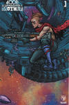 Cover Thumbnail for 4001 A.D.: War Mother (2016 series) #1 [Cover E - Ryan Lee]