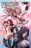 Cover Thumbnail for Belladonna: Fire and Fury (2017 series) #9 [Nude Cover]