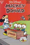 Cover for Walt Disney's Mickey and Donald (Gladstone, 1988 series) #13 [Canadian]