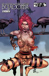 Cover Thumbnail for Belladonna: Fire and Fury (2017 series) #9 [Bondage Adult Cover]