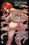 Cover Thumbnail for Belladonna: Fire and Fury (2017 series) #9 [Grasp Nude Cover]
