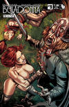 Cover Thumbnail for Belladonna: Fire and Fury (2017 series) #9 [Viking Vixen Nude Cover]