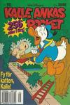 Cover for Kalle Ankas pocket (Serieförlaget [1980-talet], 1993 series) #193 - Fy för katten, Kalle!
