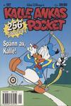 Cover for Kalle Ankas pocket (Serieförlaget [1980-talet], 1993 series) #197 - Spänn av, Kalle!